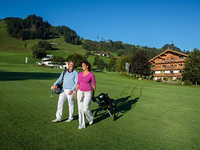 The best golf prices from Hotel Rasmushof
