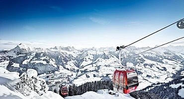 The world's best skiing area