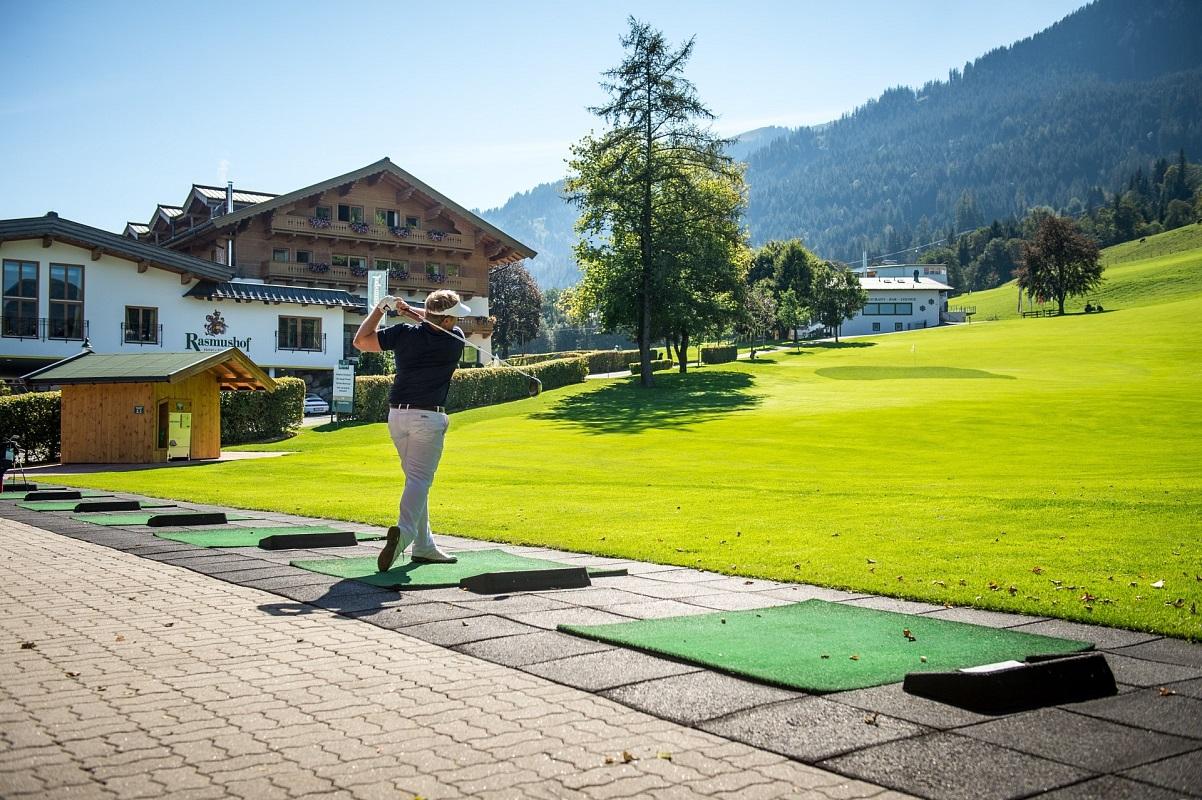 Hotel Rasmushof Kitzb 252 Hel Ski Amp Golf Hotel Urlaub In Tirol