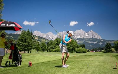Golf in Kitzbühel