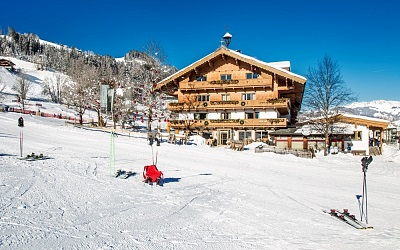 Ski in Ski Out am Rasmushof